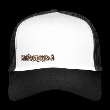 amburgo steampunk - Trucker Cap