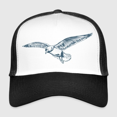 Seagull from the Baltic Sea - Trucker Cap