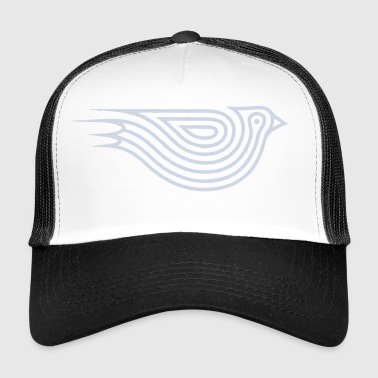 Blue Jay Vs Cardinal - Trucker Cap