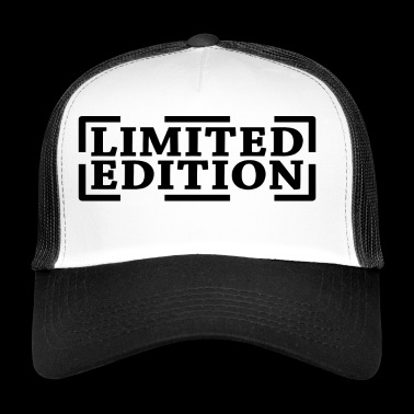 Limited Edition | Limited Edition - Trucker Cap
