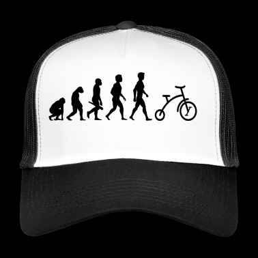 bike mountain bike bicycle bike road bike2 - Trucker Cap