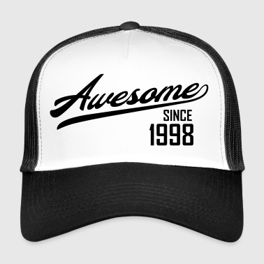 Awesome Since 1998 - Trucker Cap
