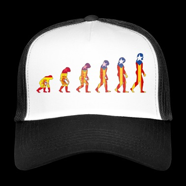 Catalan evolution - Trucker Cap