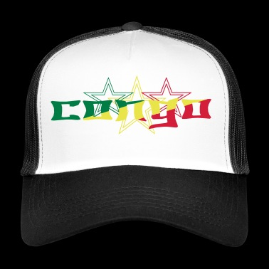 REPUBLIQUE DU CONGO - Trucker Cap