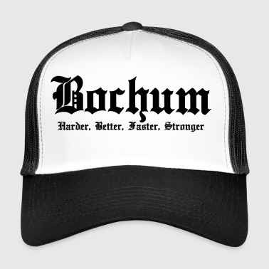Bochum Harder Better Faster Stronger - Trucker Cap