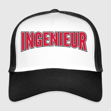 ingeniør - Trucker Cap