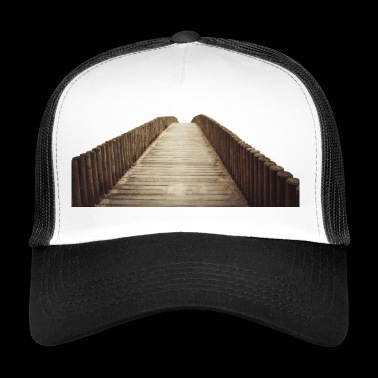 bridge bruecke architektur architectury2 - Trucker Cap