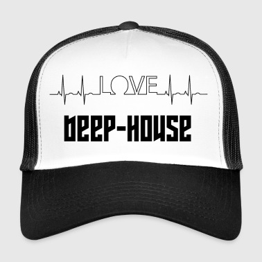 amour Deep House - Trucker Cap