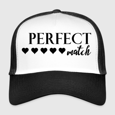 perfect match - Trucker Cap