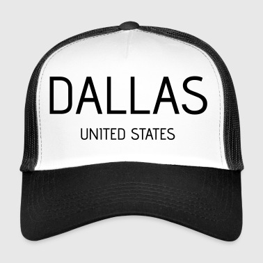Dallas - Trucker Cap