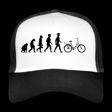 bike mountain bike bicycle bike road bike9 - Trucker Cap