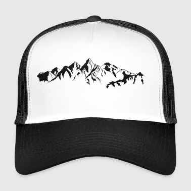 Panorama Mountain - Trucker Cap