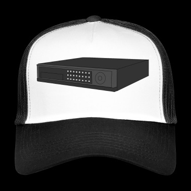 Digital Video Recorder - Trucker Cap
