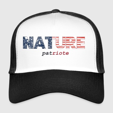 Nature Patriote - Trucker Cap