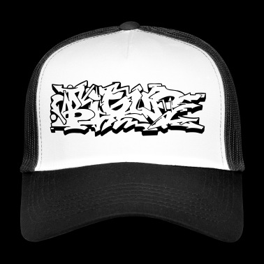 Bigup Graffiti Ulica Bombing Style - Trucker Cap