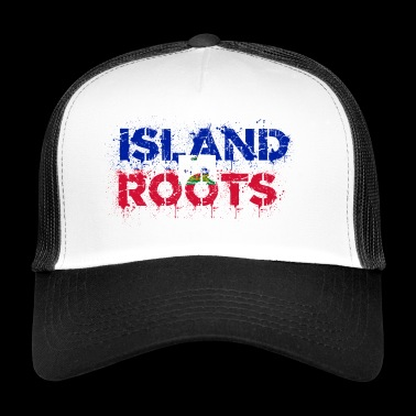 Haiti roots - Trucker Cap