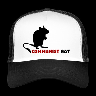 Rat communiste - Trucker Cap