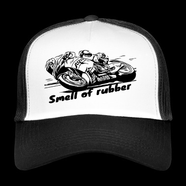 Lukten av gummi 2 Motorcykel Collection - Trucker Cap
