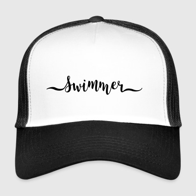 swimmer - Trucker Cap