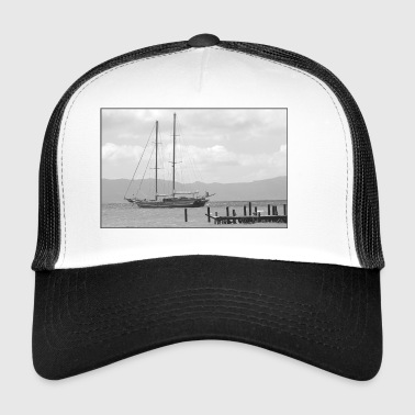 Zeilboot - Trucker Cap