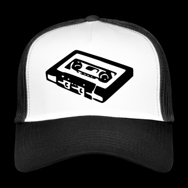 Audio Cassette - Trucker Cap