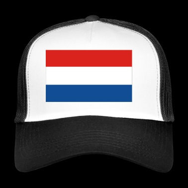 Holland flagga - Trucker Cap