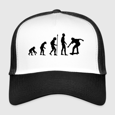 Skater Evolution - Trucker Cap