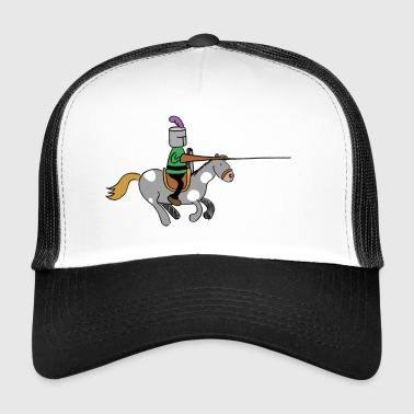 Knight - Trucker Cap