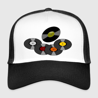 records - Trucker Cap