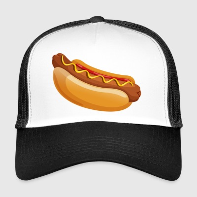 hot dog - Trucker Cap