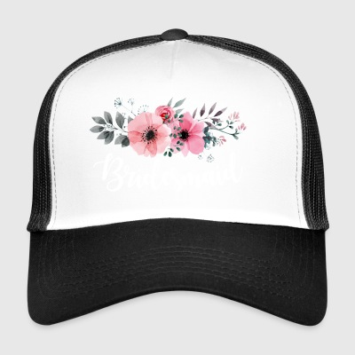 Bridesmaid Gifts. Hen Do Party. Bachelorette Party - Trucker Cap