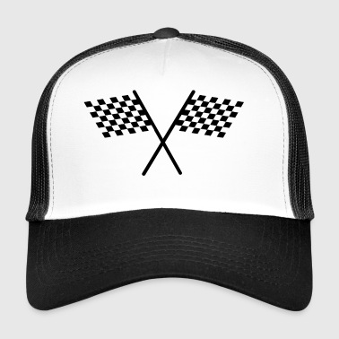 Flags - Trucker Cap