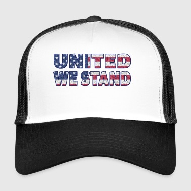 United We Stand - Trucker Cap