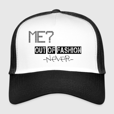 SLOGAN 7 01 - Trucker Cap