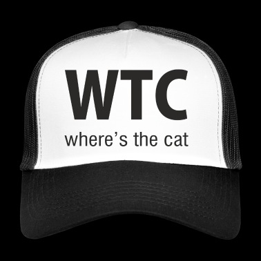 World Trade Center - Trucker Cap