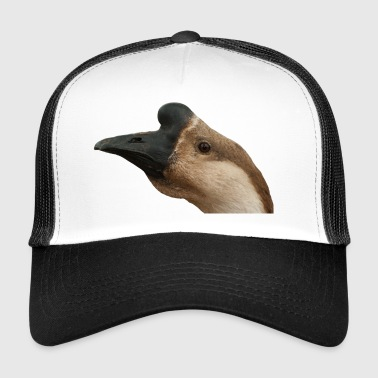 gås gås fjäderfä poults animal1 - Trucker Cap