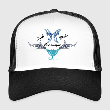 OCEANIQUE - Trucker Cap