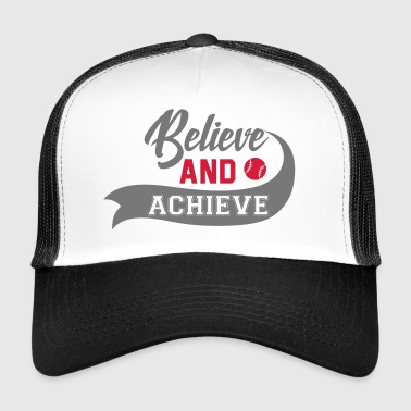 Baseball motivation - Trucker Cap