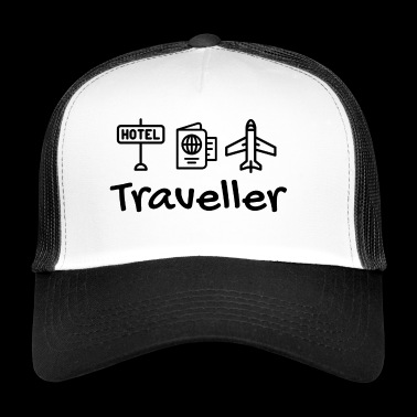 Traveller - Trucker Cap