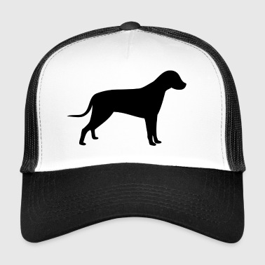 Dog Silhouette - Trucker Cap