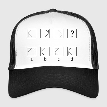 Continue logically - Trucker Cap