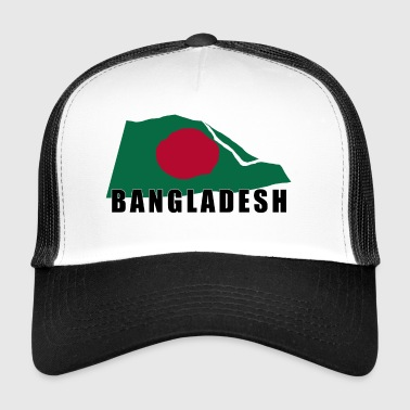 Movement of The Bangladesh Flag - Trucker Cap