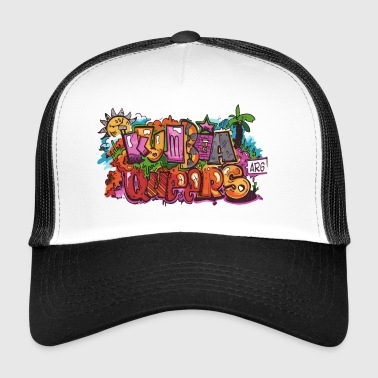 kumbia queers - Trucker Cap