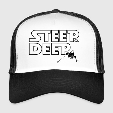steep deep - Trucker Cap