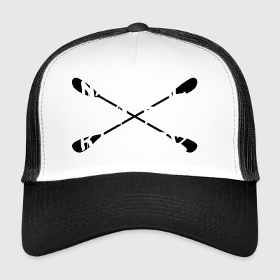 Natural Born Kayaker - Trucker Cap