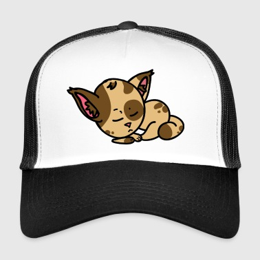 Sleepy Cat - Trucker Cap