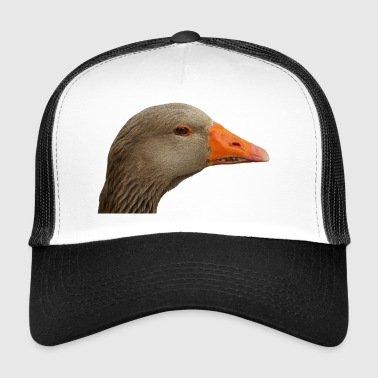 gås gås fjäderfä poults animal2 - Trucker Cap