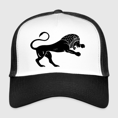 Lion antique - Trucker Cap