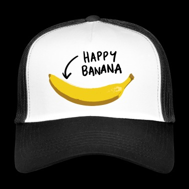 Happy Bananas - Trucker Cap