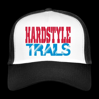 hardstyle trails - Trucker Cap